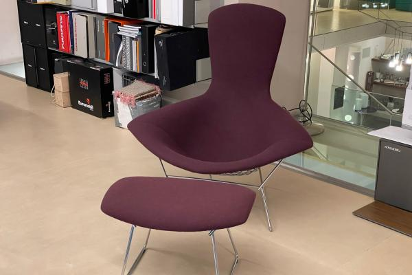 Bertoia armchair outlet