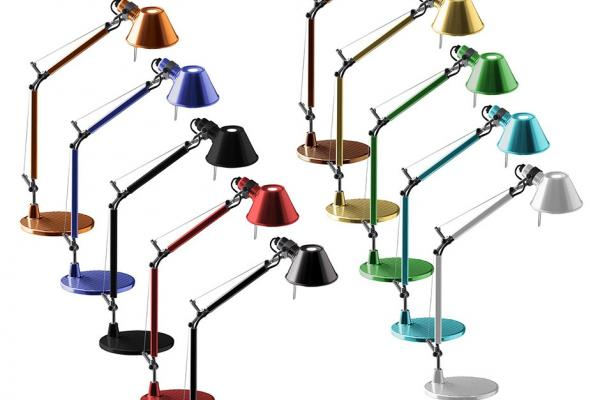 Tolomeo Micro lamp quick delivery